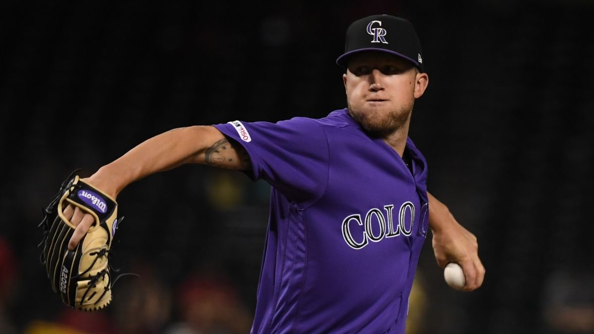 Rockies vs. Rangers Odds, Sharp Betting Pick: Wiseguys Lighting Up This Sunday MLB Matchup article feature image