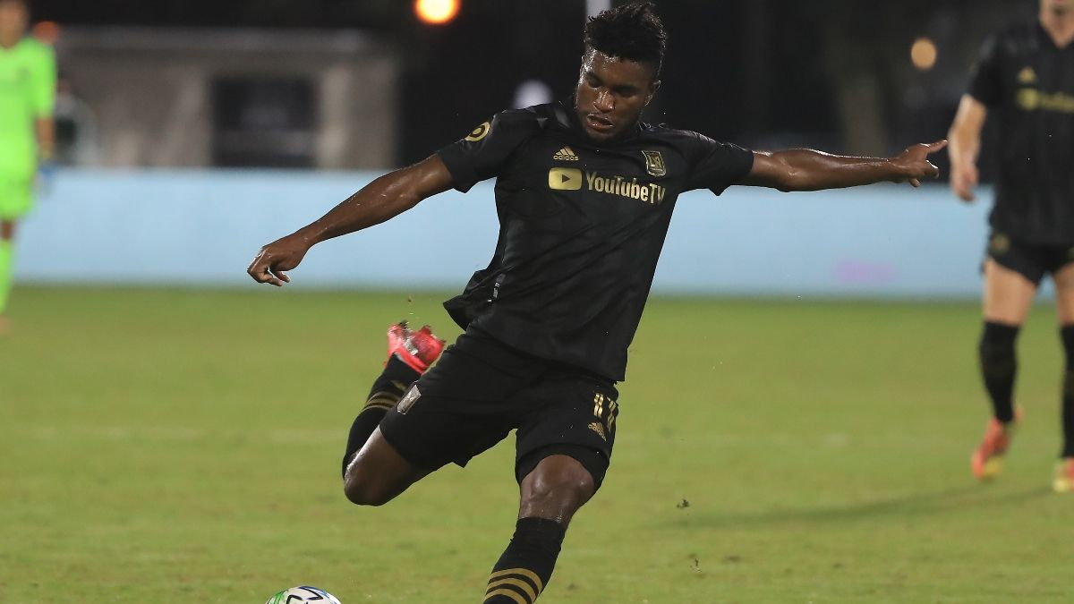 MLS Is Back Odds and Picks (Friday, July 31): Betting Predictions for LAFC vs. Orlando City article feature image