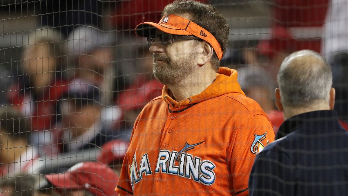 A New Ferrari and 15 Racehorses: How Marlins Man Is Spending His Time (and Money) Away From the Stadiums article feature image