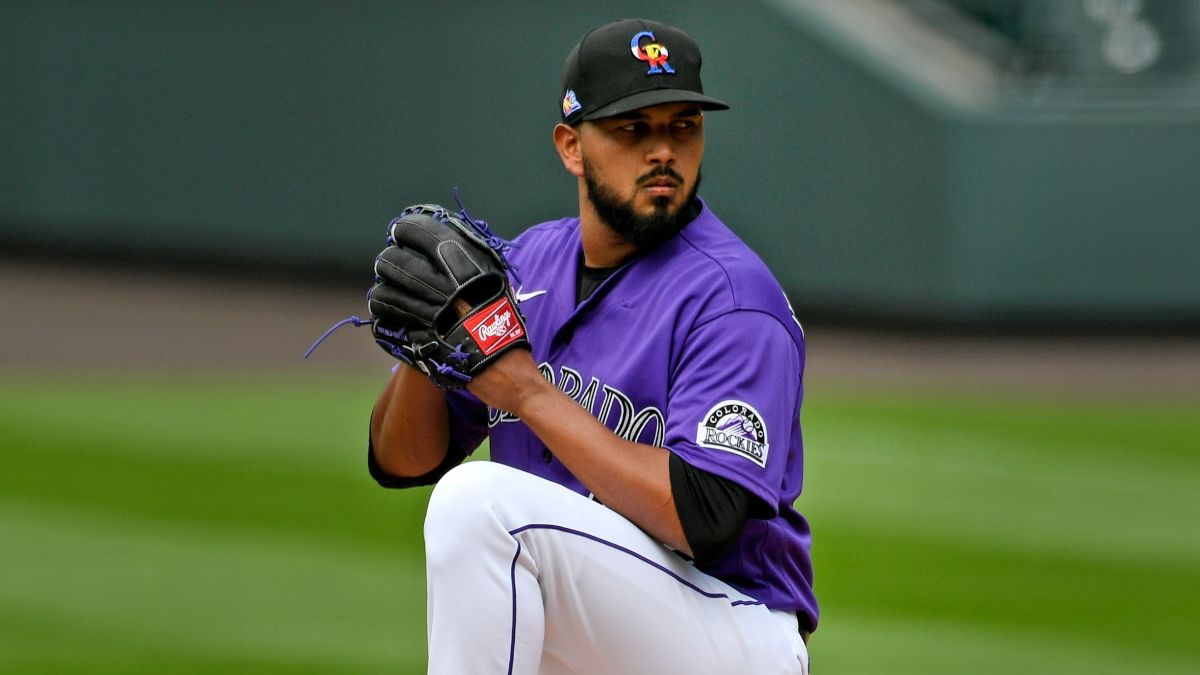 Rockies vs. Rangers: Why This Moneyline Is One Of Our Favorite Friday Night MLB Picks article feature image
