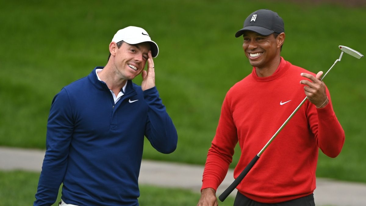 The Best 3-Ball Bets For Memorial: Rory McIlroy & Justin Thomas Stand Out For Thursday article feature image