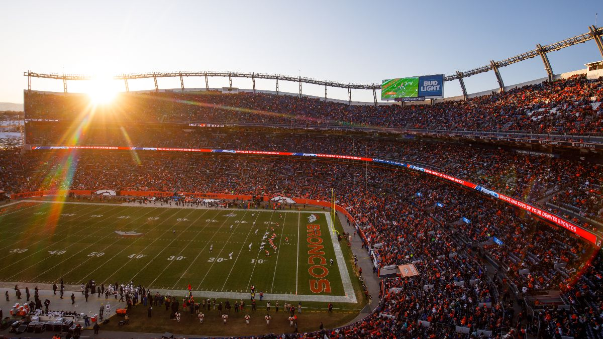 BetMGM to Have Betting Lounge In Denver Broncos' Stadium article feature image