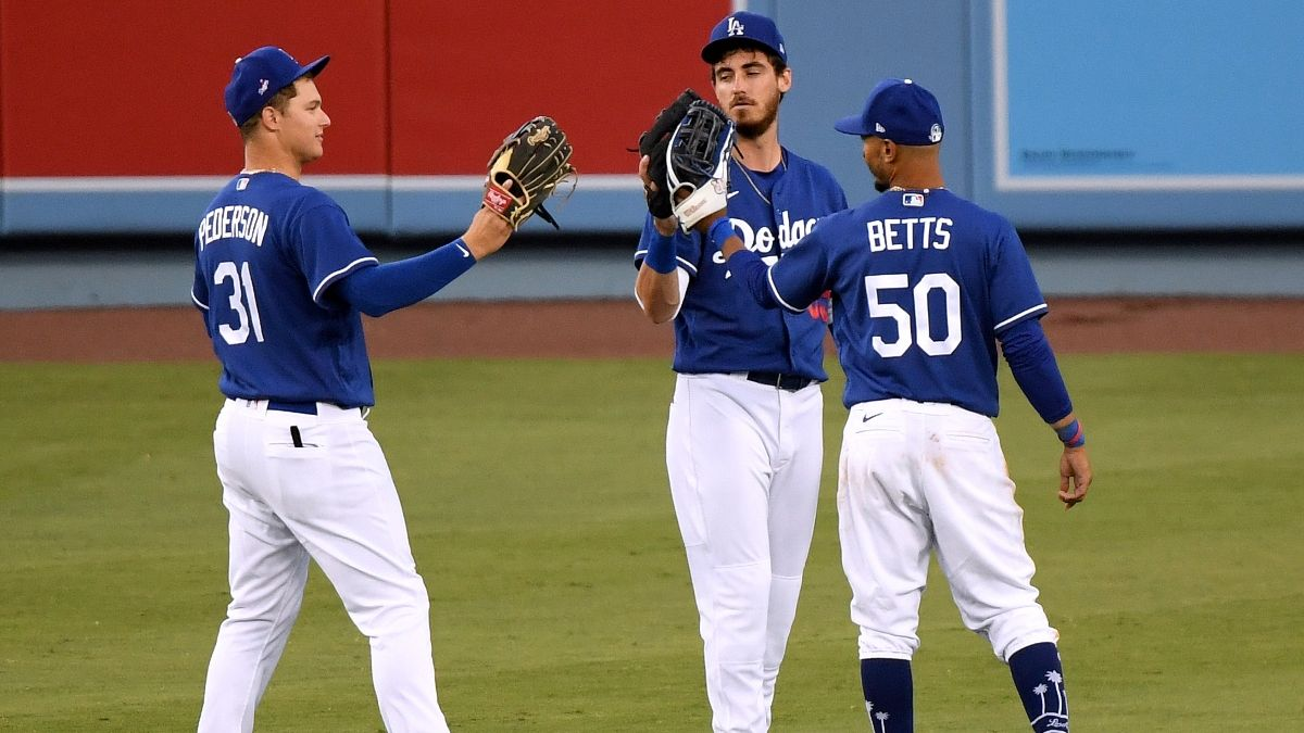 MLB Betting Odds, Picks & Predictions: How to Bet Dodgers vs. Giants on Opening Night article feature image