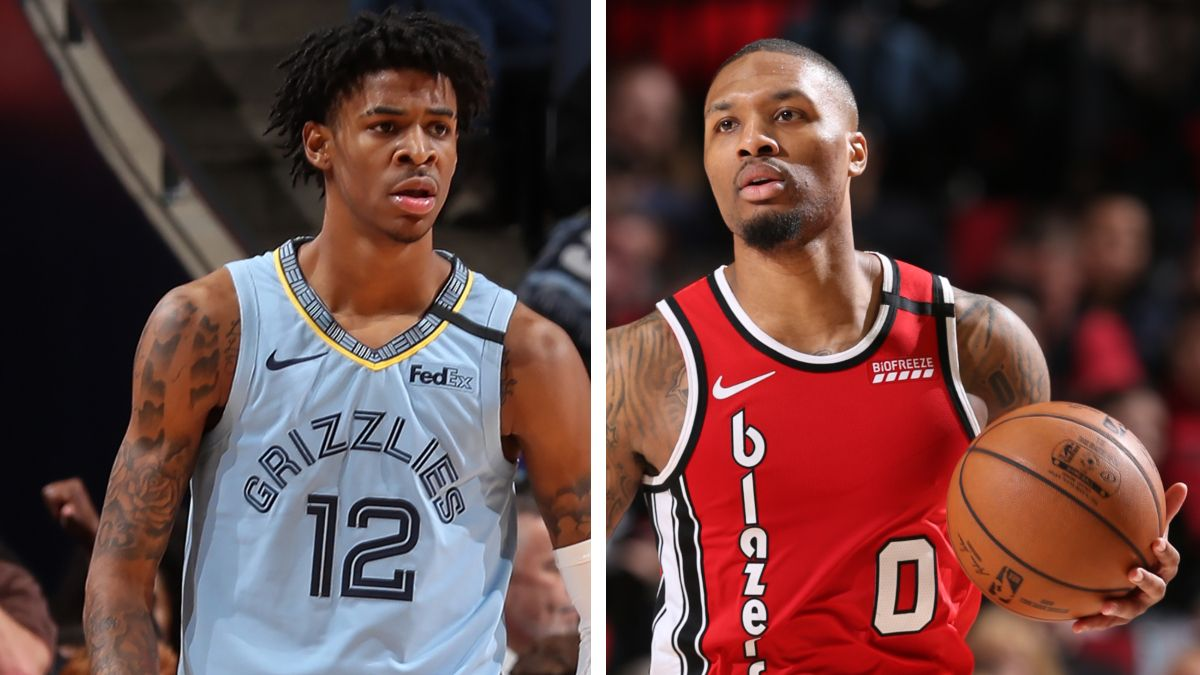NBA Betting Odds and Picks (Friday, July 31): Predictions for Grizzlies vs. Trail Blazers article feature image
