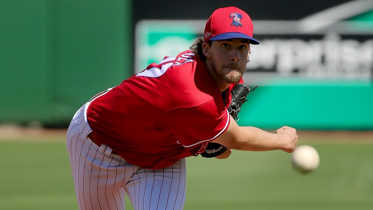 MLB Odds & Picks For Marlins vs. Phillies: Why You Should Fade Aaron Nola article feature image