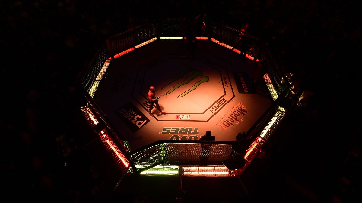 UFC 258 Odds, Picks & Projections: Betting Analysis for Saturday's 11 Bouts (Feb. 13) article feature image