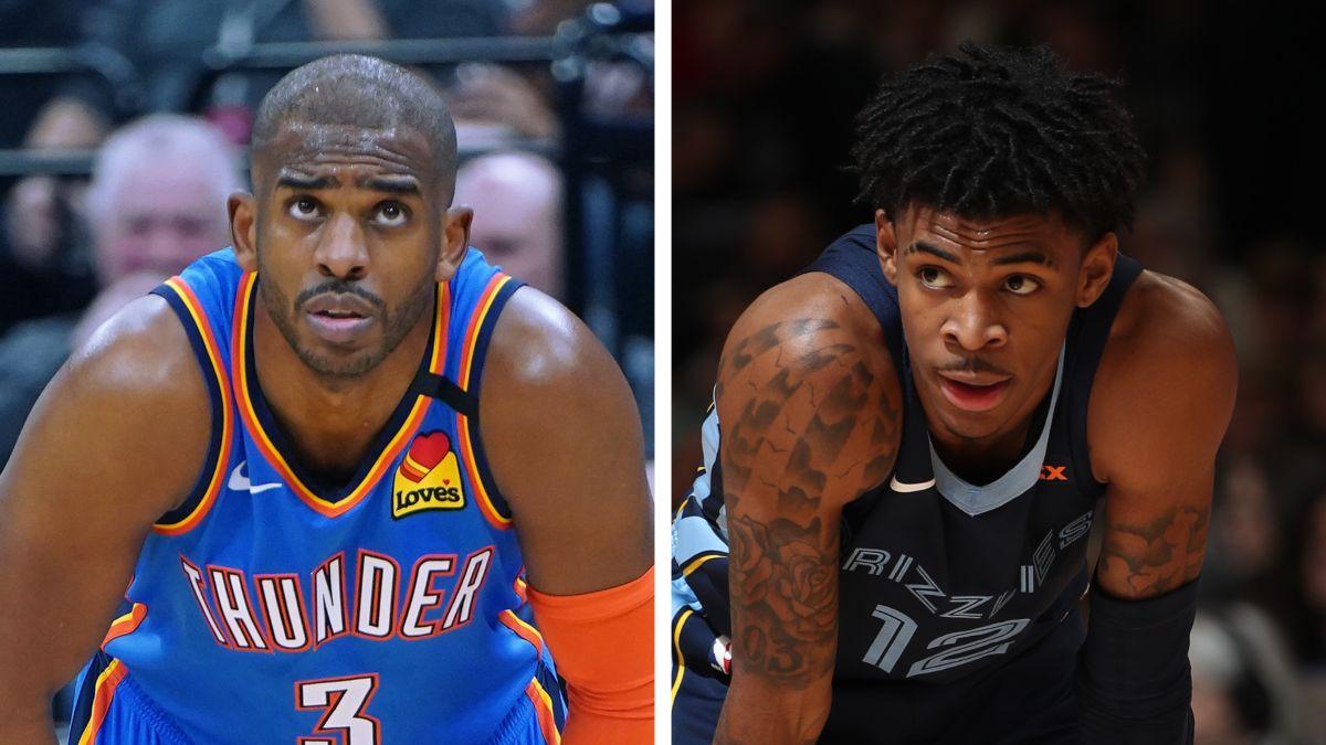 Thunder vs. Grizzlies Odds & Pick: Motivation Isn't Enough for Memphis article feature image