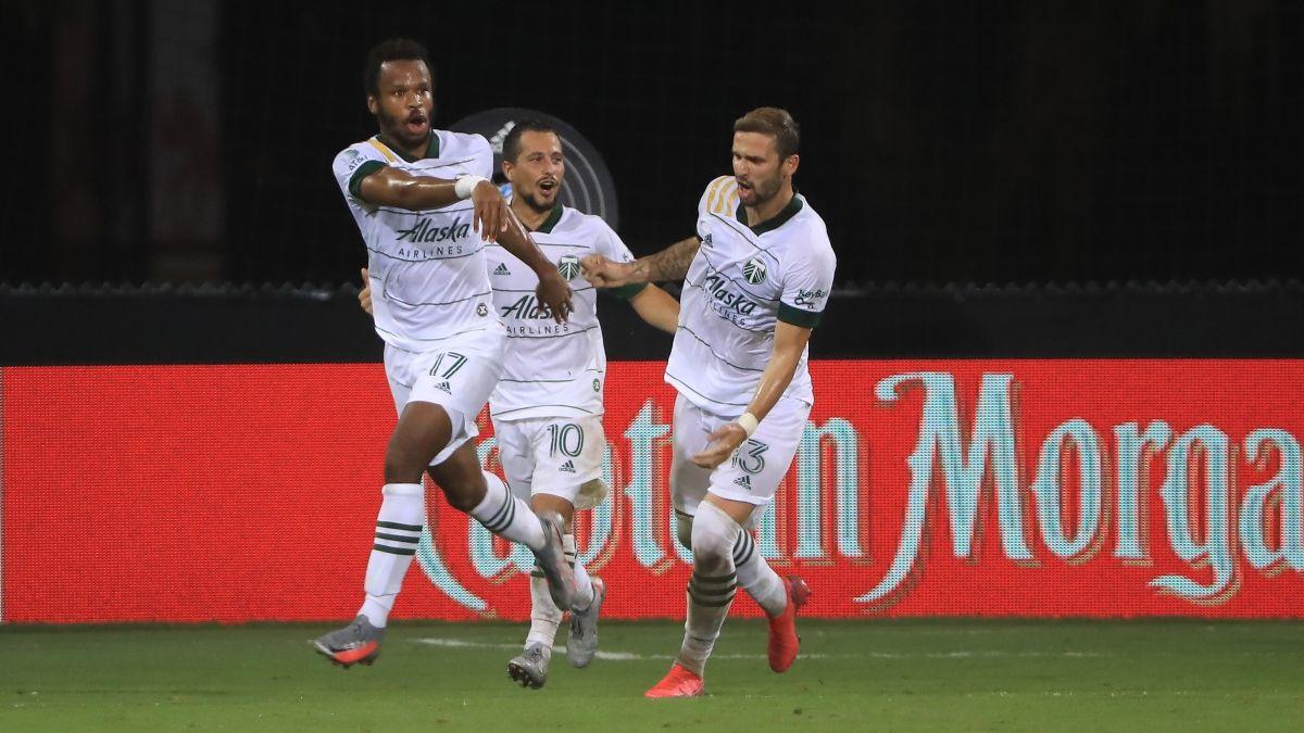 MLS Odds & Picks: Round of 16 Previews For Columbus vs. Minnesota & Portland vs. FC Cincinnati article feature image