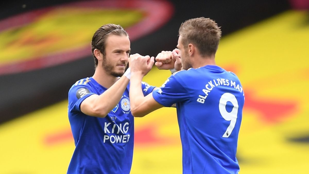 Palace vs. Leicester Odds, Picks & Predictions: How to Bet Saturday's Premier League Match article feature image