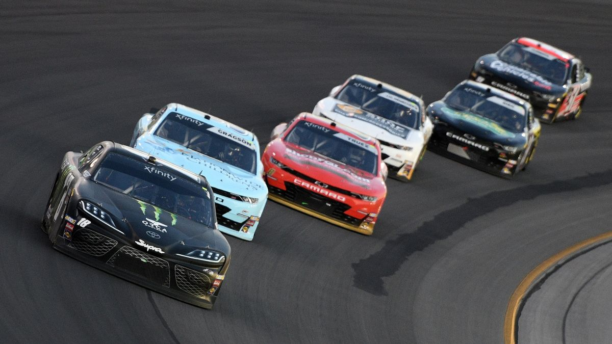 NASCAR XFINITY Series at Kentucky Odds, Best Bets: 3 Longshot Picks for Thursday Night's Shady Rays 200 article feature image