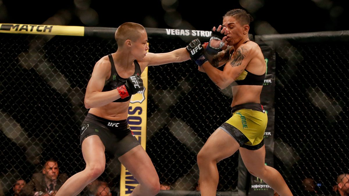 Jessica Andrade vs. Rose Namajunas Odds, Pick & Prediction: Can Rose Bounce Back In This Strawweight Rematch? article feature image