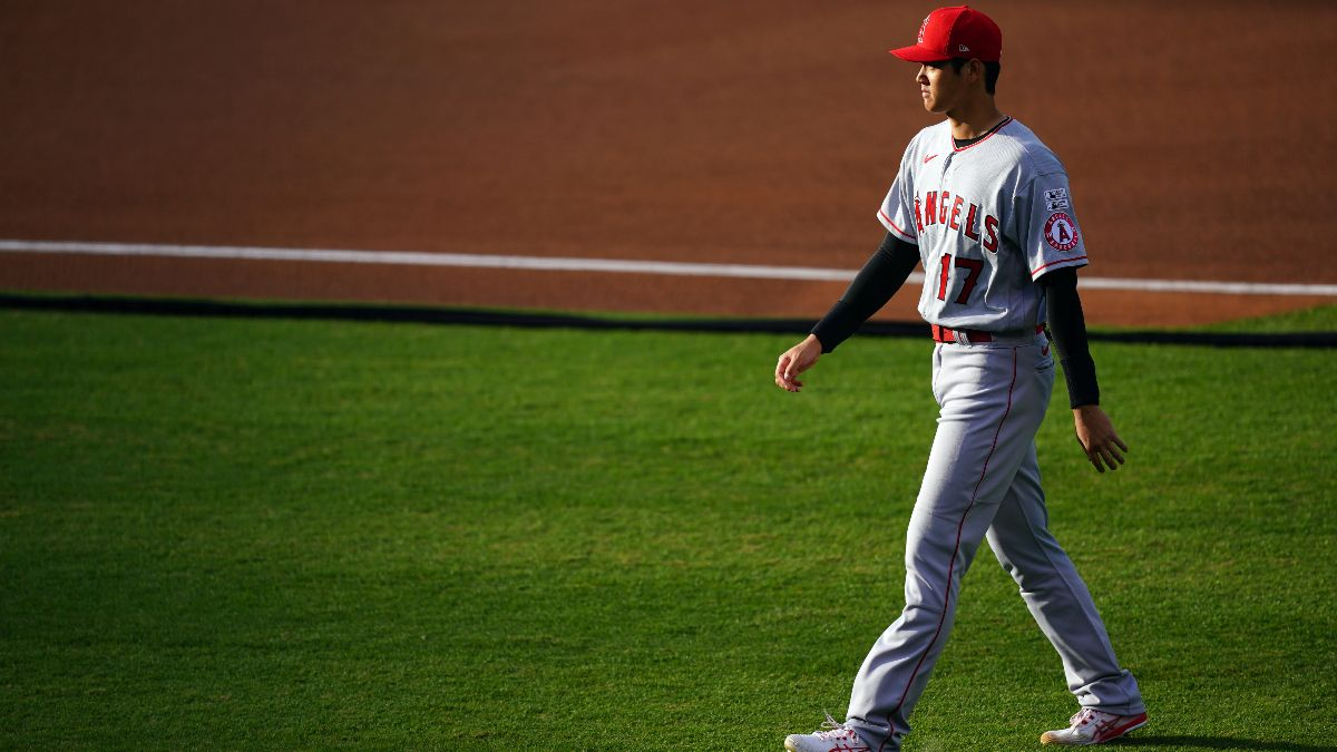 MLB Odds & Picks (Sunday, July 26): Predictions for Angels vs. Athletics article feature image