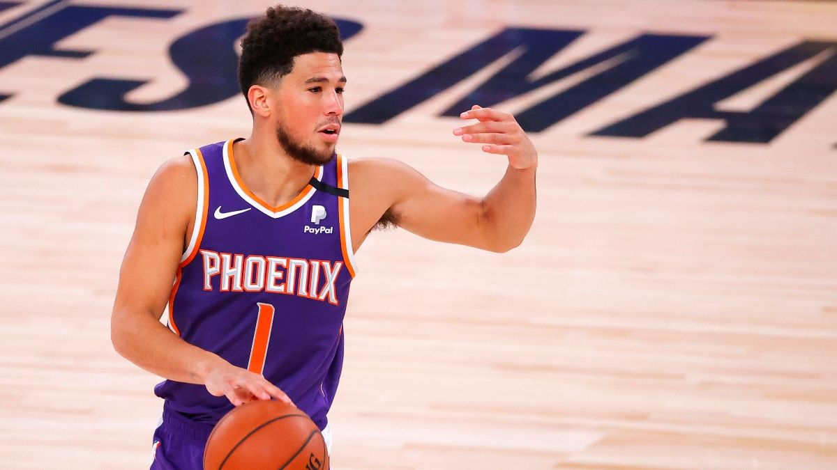 NBA Betting Odds, Picks and Predictions: Suns vs. Heat (Saturday, August 8) article feature image