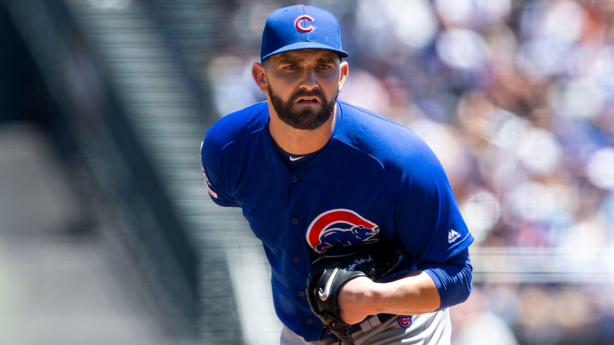 MLB Odds, Pick & Predictions: Milwaukee Brewers vs. Chicago Cubs (Sunday, July 26) article feature image