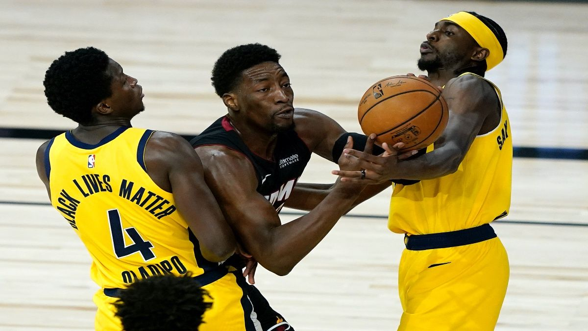 Heat vs. Pacers Game 3 Updated Betting Odds, Picks & Predictions (Saturday, August 22) article feature image