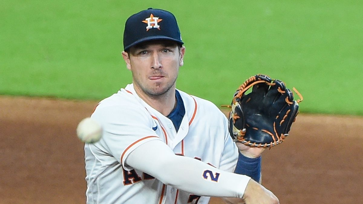 Astros vs. Rockies Odds & Pick (Wednesday, August 19): Fade Colorado's Bullpen at Coors Field article feature image
