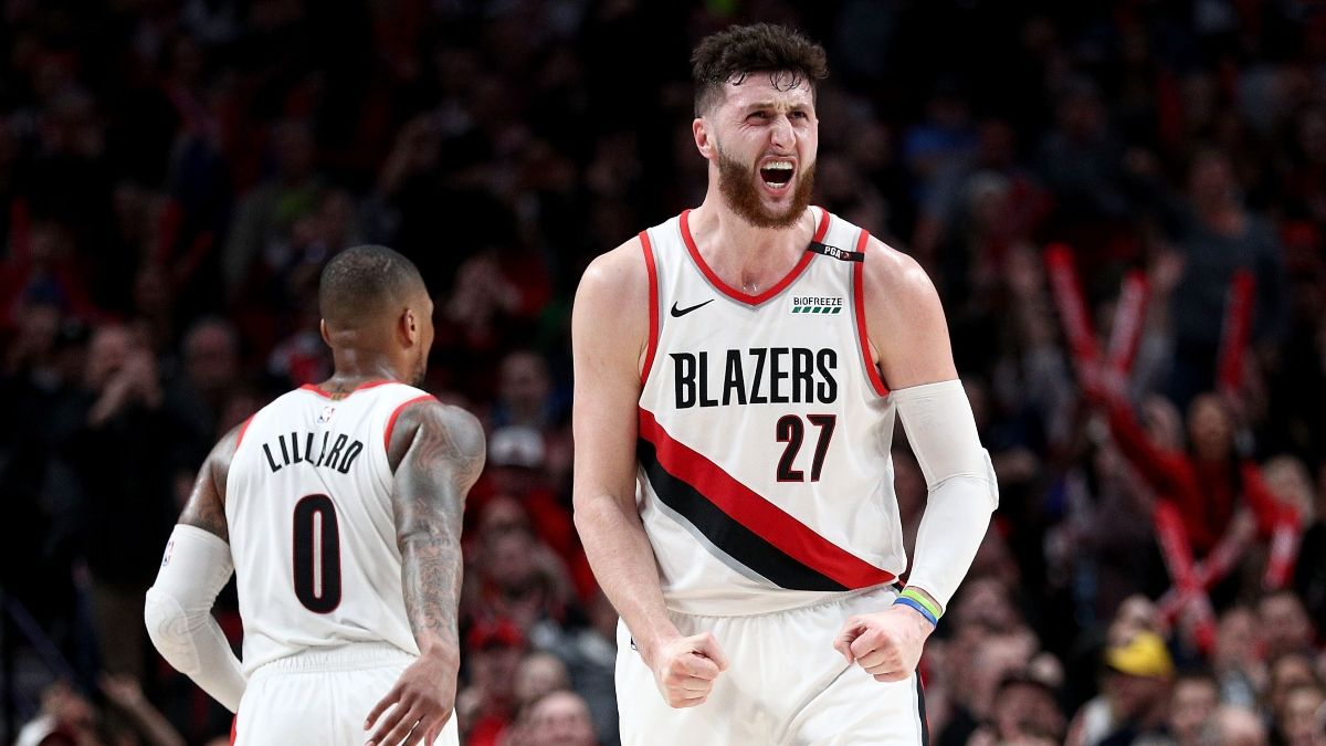 Thursday NBA Picks: How We're Betting Blazers vs. Nuggets Spread & Total article feature image