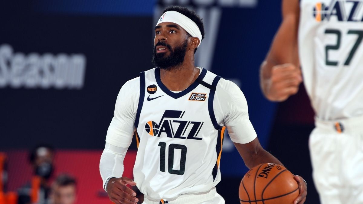 NBA Injury News & Projected Starting Lineups: Latest on Jazz, Clippers, More (Monday, Aug. 17) article feature image
