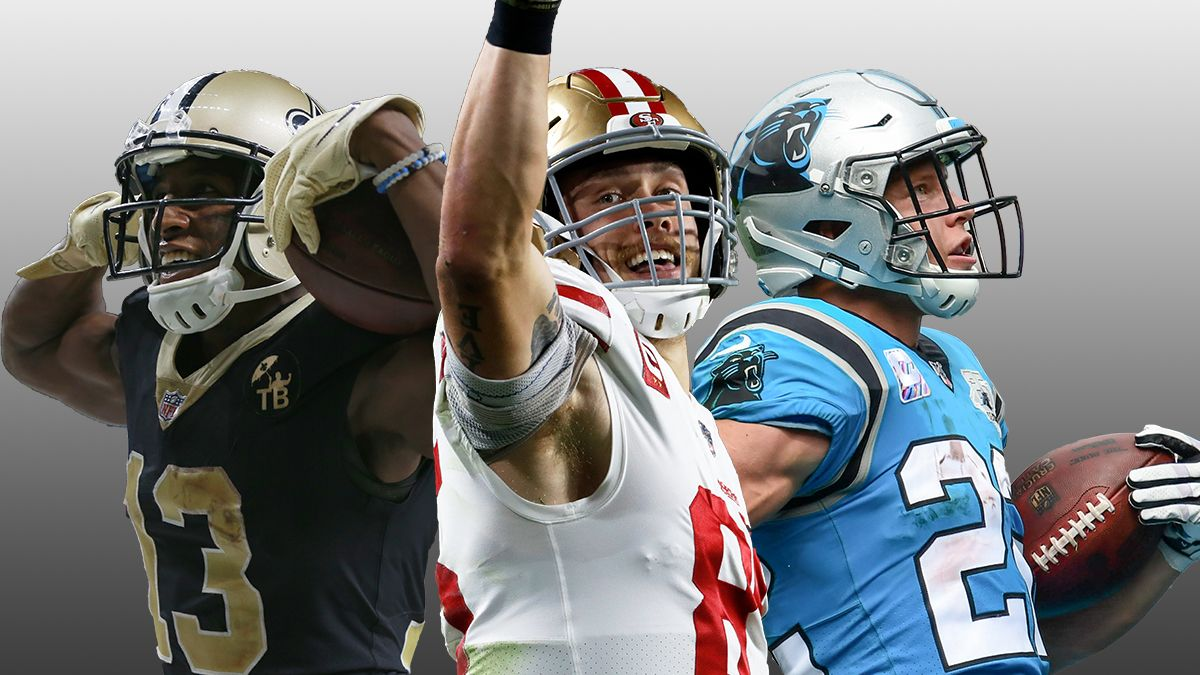 Fantasy Tiers: Updated Draft Rankings for the 2020 Season article feature image