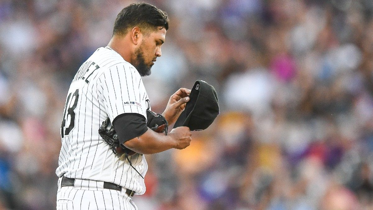 MLB Odds & Picks: Count on Low-Scoring Affair in Giants vs. Rockies (Tuesday, August 4) article feature image