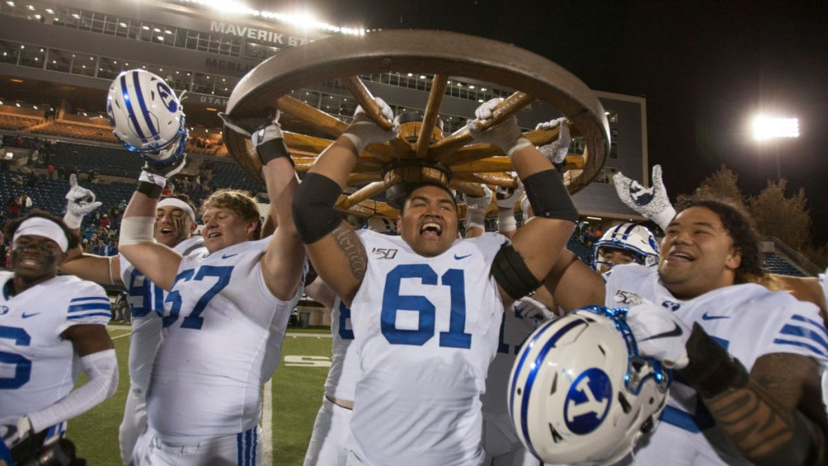 Week 1 College Football Promos: Win $150 if BYU Scores At Least 1 Point article feature image