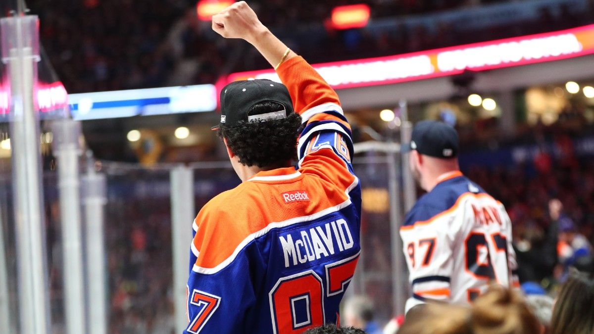 Oilers Draw Winner For Largest Raffle in Sports History article feature image