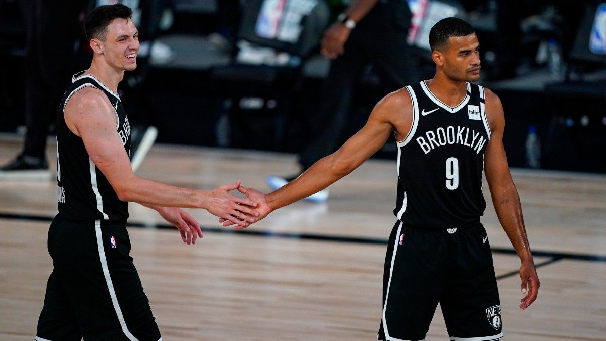 The Biggest NBA Point-Spread Upsets Since 1995: Nets Set All-Time Mark article feature image