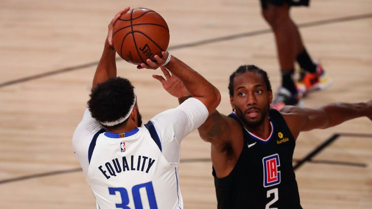 Moore: In the Bubble, the NBA's 3-Point Revolution Has Finally Rendered All Alternatives Invalid article feature image