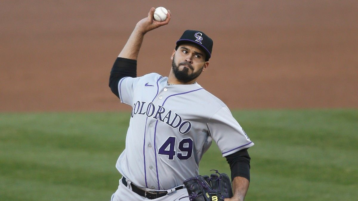 Sunday MLB Odds & Picks: Wrong Team Favored in Padres vs. Rockies (August 2) article feature image