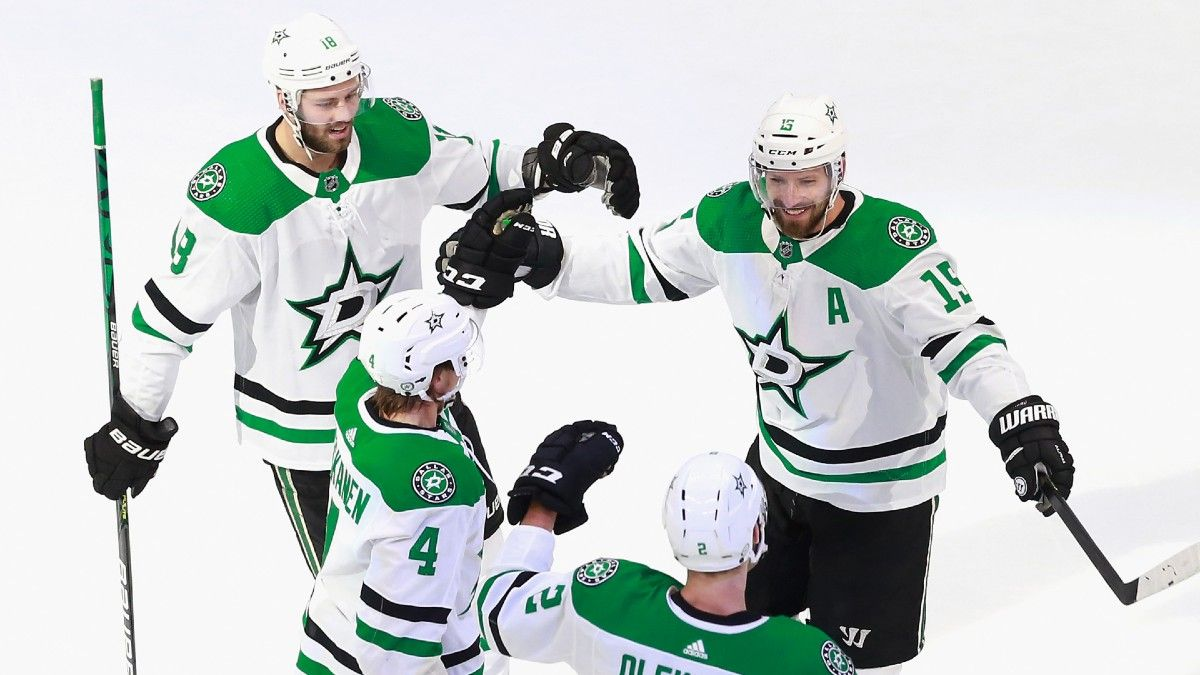 NHL Odds & Betting Picks: Dallas Stars vs. Colorado Avalanche Game 2 (Monday, August 24) article feature image