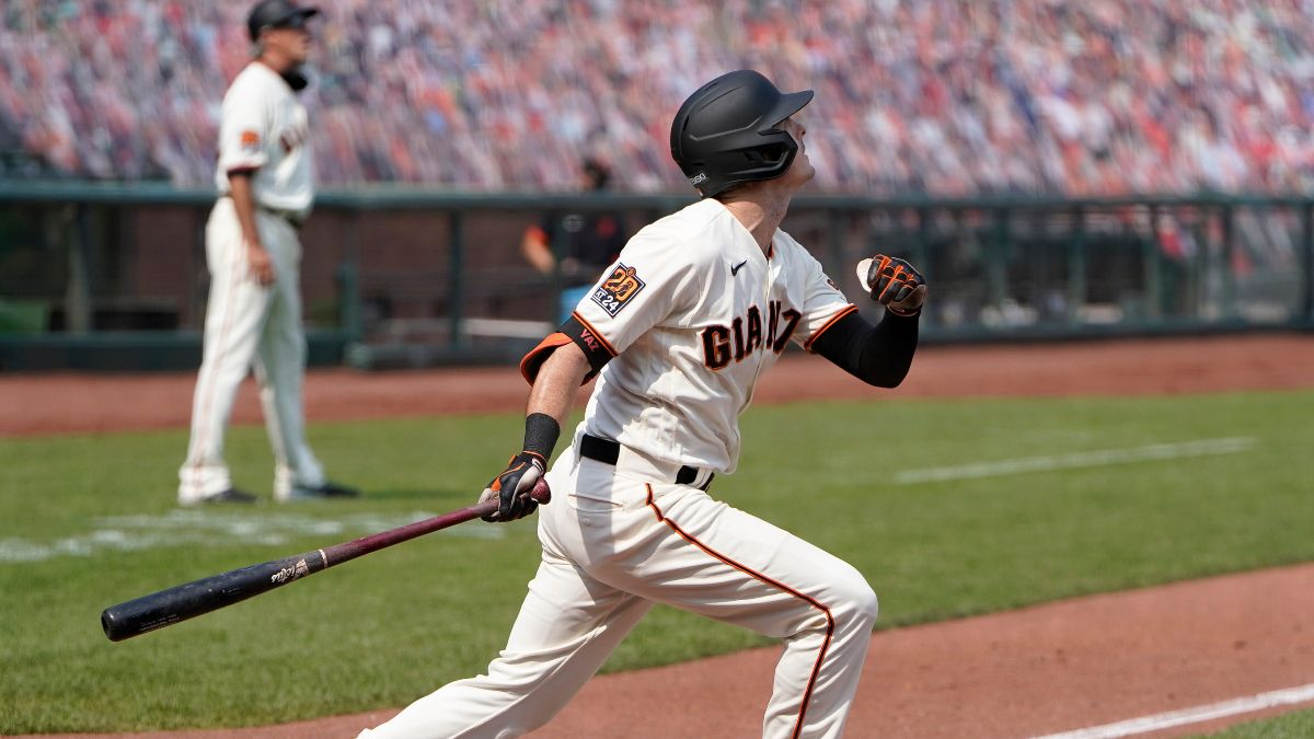 Giants vs. Diamondbacks Betting Odds, Picks & Predictions (Sunday, August 30) article feature image