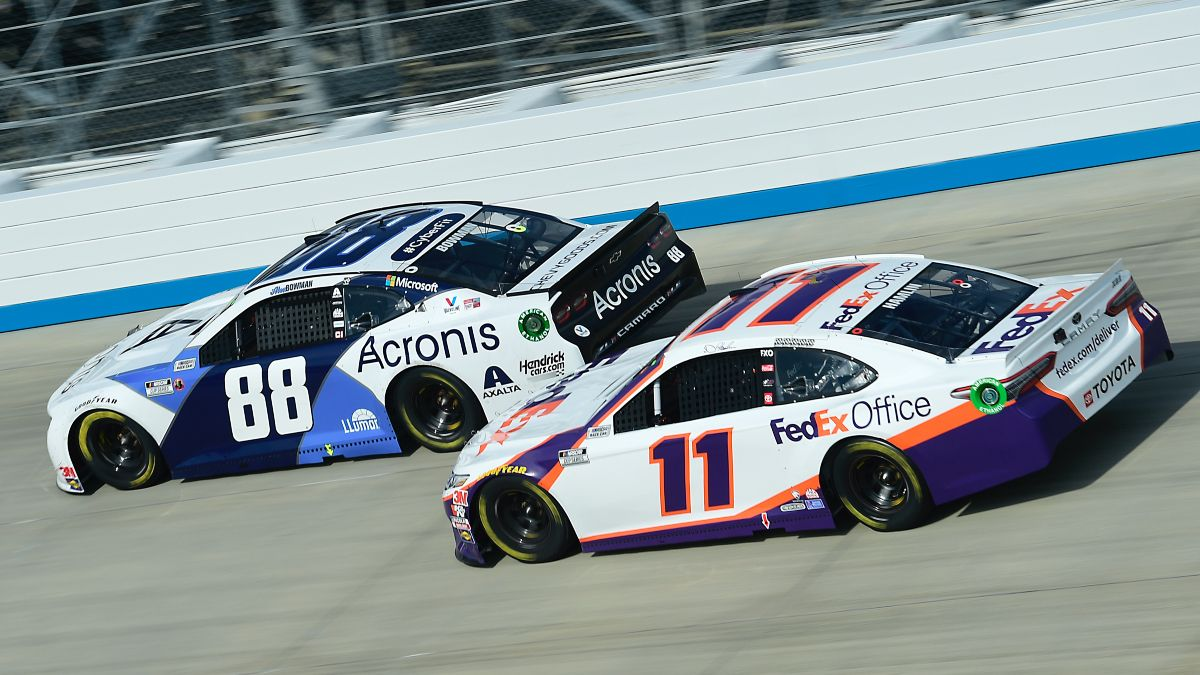 NASCAR at Dover DraftKings Picks: DFS Strategy for Sunday's Drydene 311 article feature image