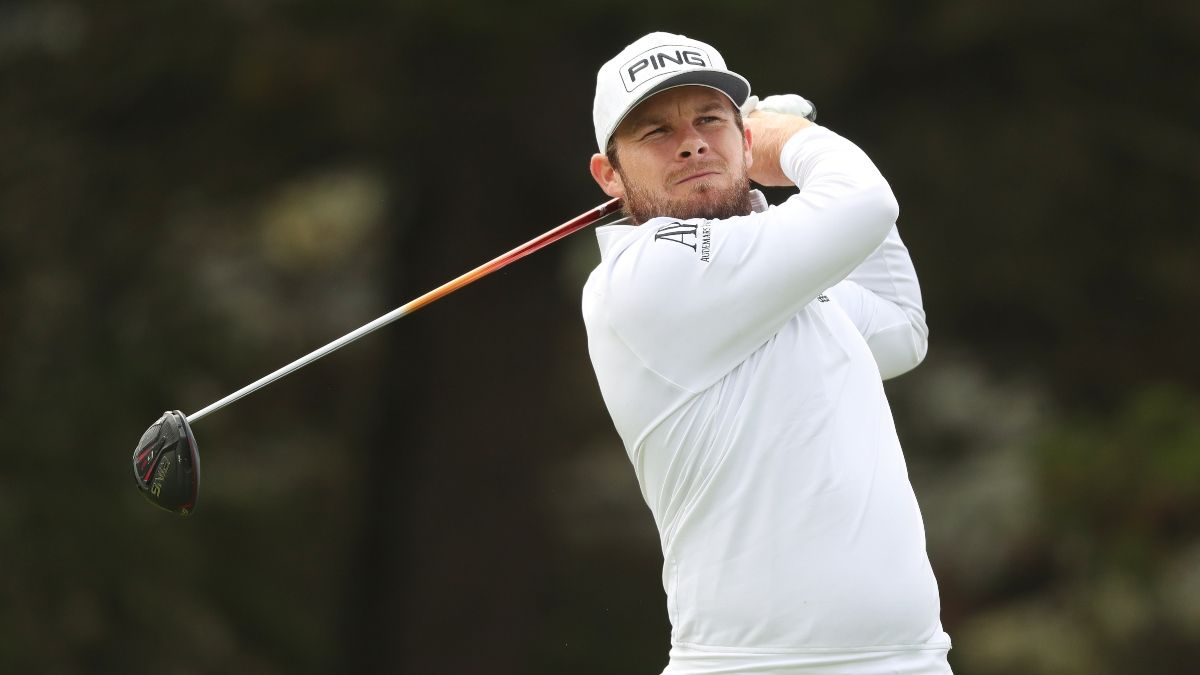 Northern Trust Round 2 Betting Tips Using Strokes Gained: Is Tyrell Hatton Back in Form? article feature image
