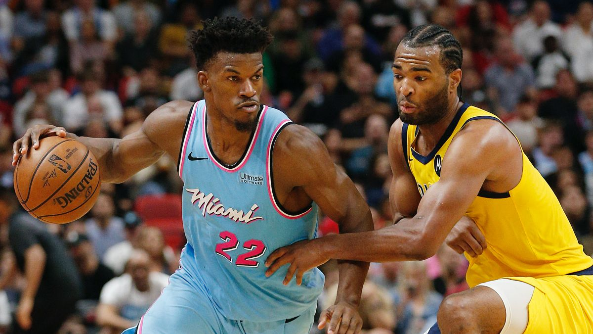 NBA Playoffs Betting Odds, Picks & Predictions (Tuesday, August 18): Heat vs. Pacers Game 1 article feature image