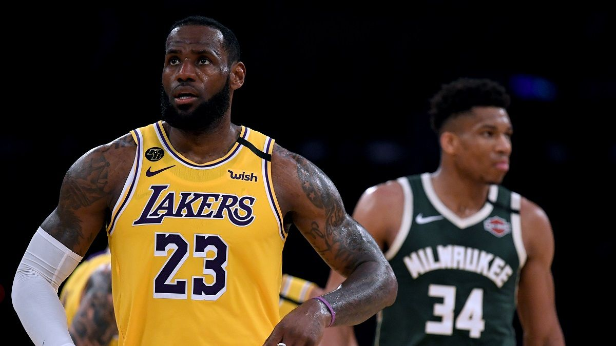 How To Find Betting Value On The Lakers' & Bucks' 0-1 Starts article feature image