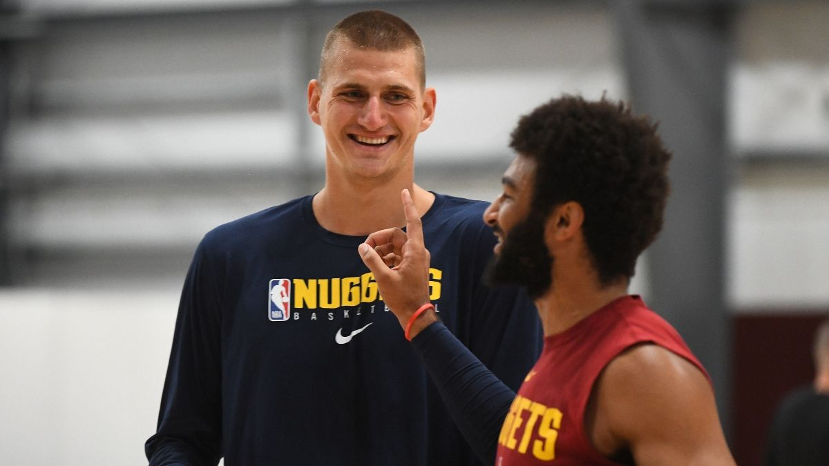 NBA Sharp Betting Picks: Pros Doubling Down in Nuggets vs. Thunder (Monday, Aug. 3) article feature image