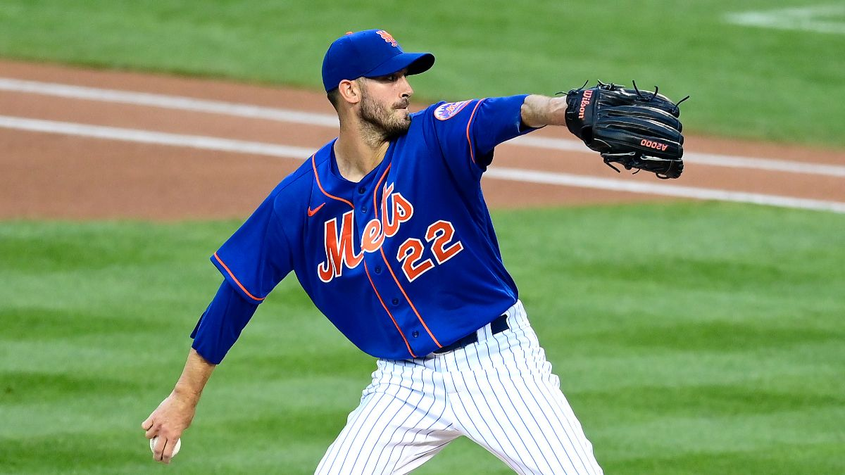 MLB Odds, Picks & Predictions: Mets vs. Yankees Game 1 (Sunday, August 30) article feature image
