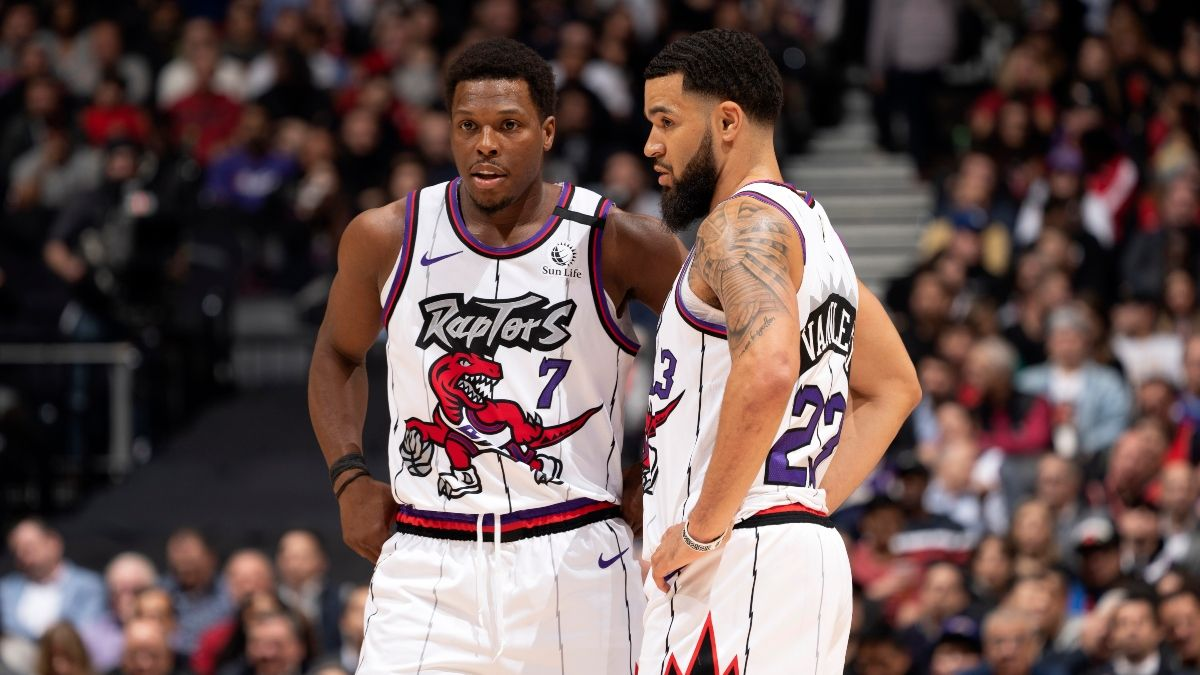 NBA Picks & Predictions: How We're Betting Jazz-Thunder & Lakers-Raptors article feature image