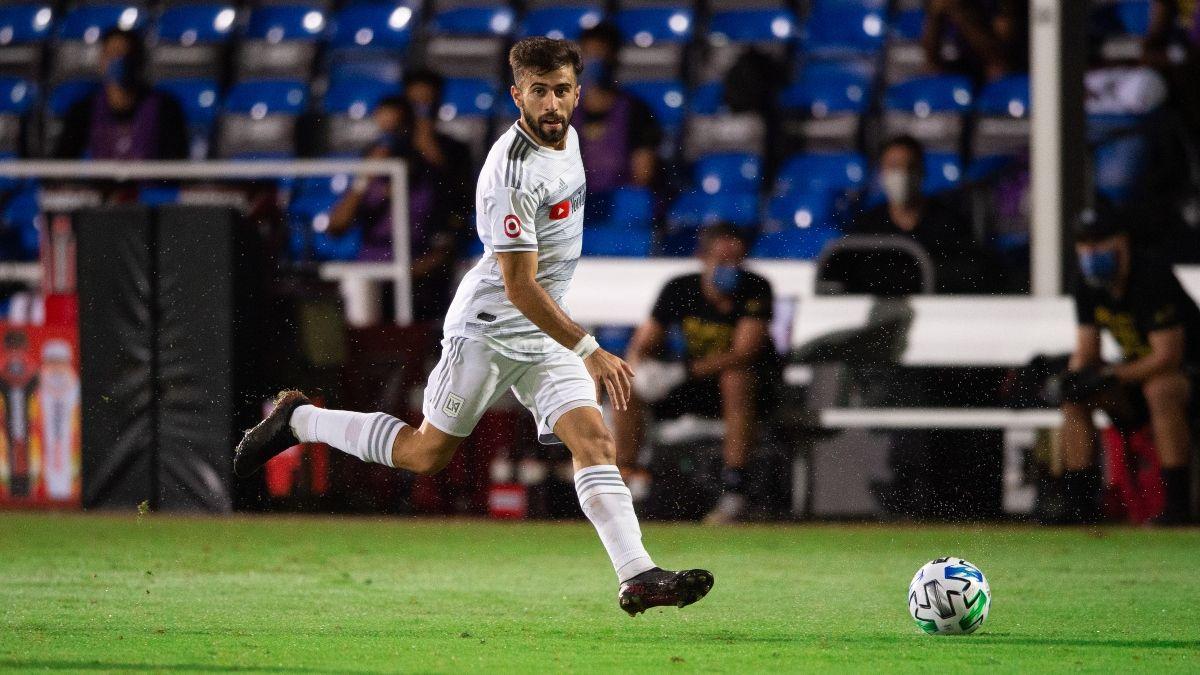 Saturday MLS Betting Odds & Picks: LAFC vs. Los Angeles Galaxy, Inter Miami vs. Orlando City (August 22) article feature image