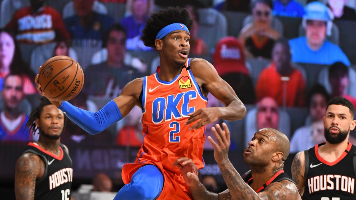 Thunder vs. Rockets Odds & Pick: Expect A Close Game 2 On Thursday article feature image