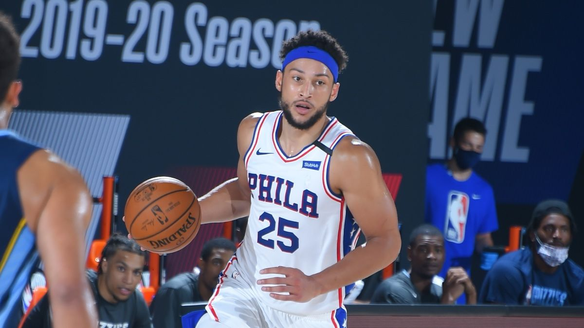 NBA Prop Picks: Bet On Ben Simmons To Dish Out A Lot Of Assists Monday Night article feature image