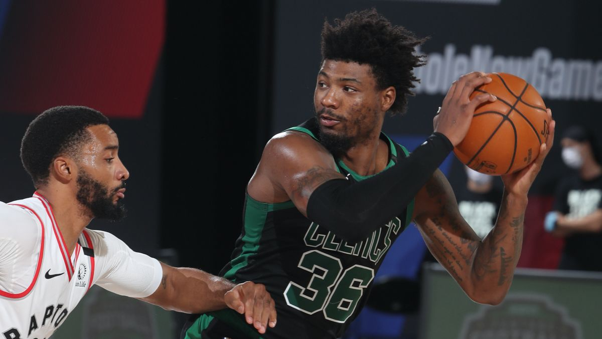 Thursday NBA Playoffs Betting Odds, Picks & Predictions: Toronto Raptors vs. Boston Celtics Game 3 (Sept. 3) article feature image
