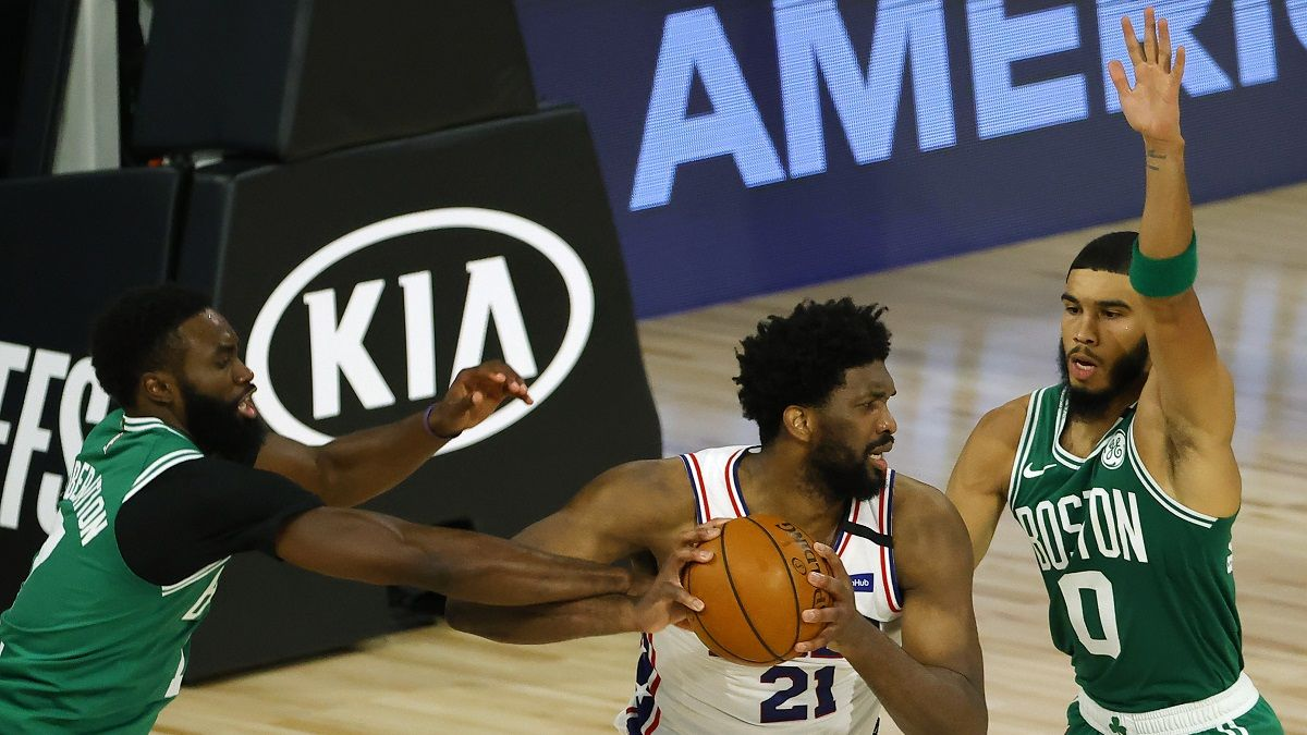 Celtics vs. 76ers Game 3 Updated Betting Odds, Picks & Predictions (Friday, August 21) article feature image
