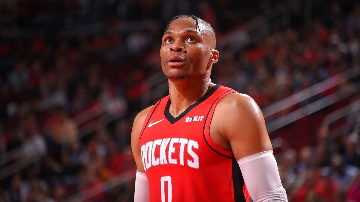 NBA Injury News & Projected Starting Lineups: Latest on Westbrook, Gordon, More (Monday, Aug. 24) article feature image