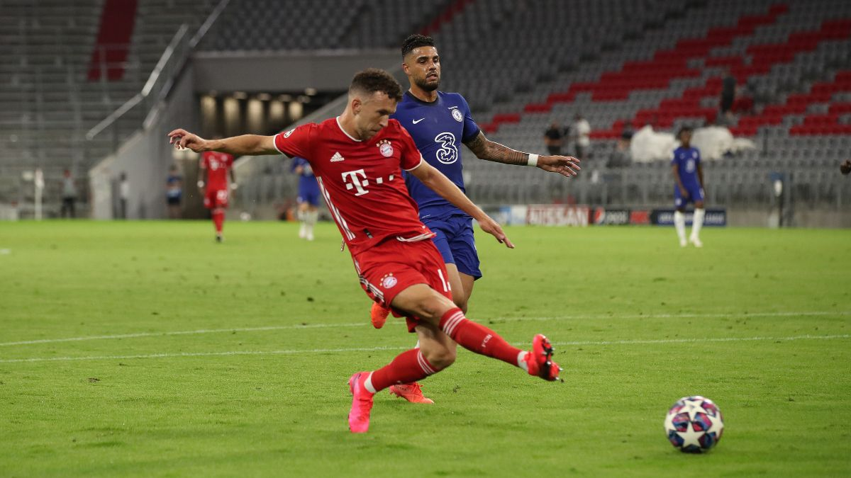 Friday Champions League Betting Odds & Picks: Barcelona vs. Bayern Munich Preview (August 14) article feature image