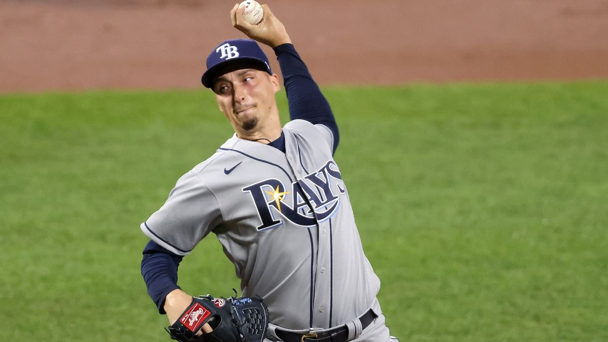Yankees vs. Rays Odds & Pick: Blake Snell Is Undervalued on Friday Night article feature image