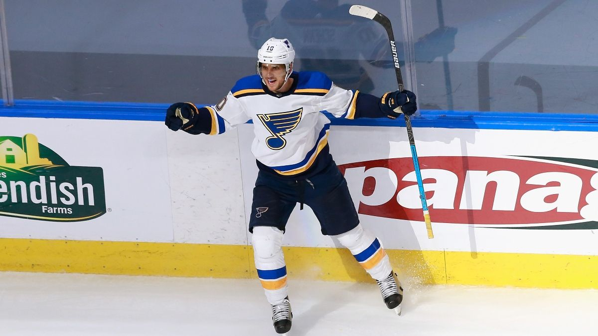 Blues vs. Canucks Game 4 Odds & Pick (Monday, Aug. 17): St. Louis is Still Undervalued article feature image
