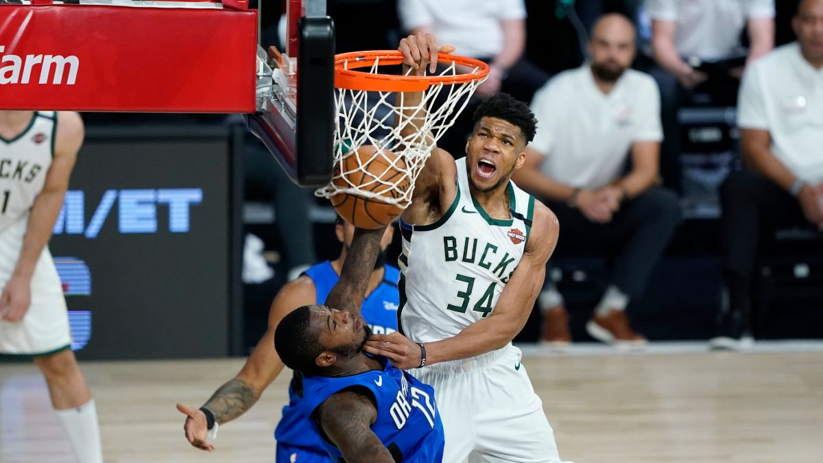 Magic vs. Bucks Betting Odds & Picks: Bet on Milwaukee to Cover Big Spread article feature image