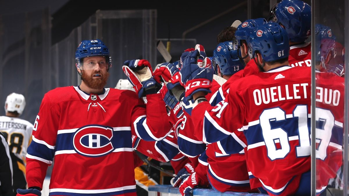 NHL Odds, Picks and Predictions: Pittsburgh Penguins vs. Montreal Canadiens (Friday, August 7) article feature image