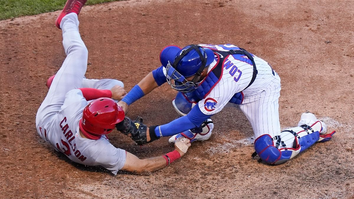 Tuesday MLB Betting: Odds, Picks and Predictions for Cardinals vs. Cubs (August 18) article feature image